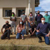 Componentes Proyecto IES El Palmeral de Orihuela