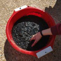 carbón limpio